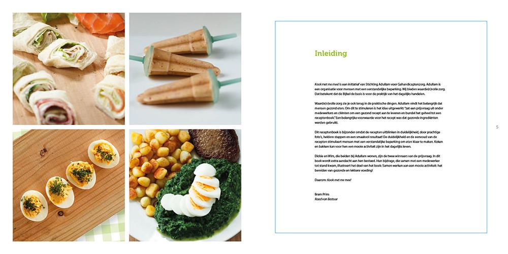 receptenboek gezond eten
